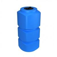 Емкость L 750 с крышкой с дыхательным клапаном синий