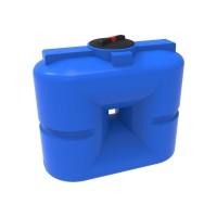 Емкость S 500 с крышкой с дыхательным клапаном синий