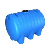 Емкость HR 8000 с крышкой с дыхательным клапаном синий