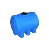 Емкость HR 2000 с крышкой с дыхательным клапаном синий
