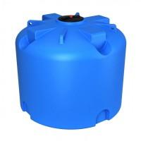 Емкость TR 4500 с откидной крышкой усиленная под плотность 1.2 г/см3 синий