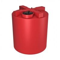Емкость КАС 10000 T красный