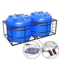 Кассета 10м³ для воды стандарт МРЛ