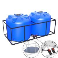 Кассета 10м³ для воды эконом МР