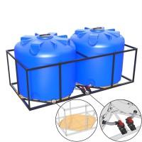 Кассета 10м³ для воды эконом ДР