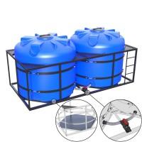 Кассета 10м³ для воды стандарт МОЛ