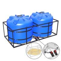 Кассета 10м³ для воды медиум ДР