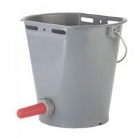 Ведро для выпойки телят пластиковое 8л