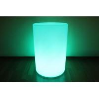 Цилиндр с беспроводной RGB подсветкой