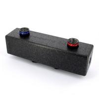 Гидравлический разделитель Uni-Fitt 3 м3/ч, горизонтальный