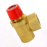 """Клапан предохранительный ВВ SVH для систем отопления WATTS Ind 1""""х1""""1/4 3 бар"""