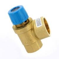 """Клапан предохранительный ВВ SVH для систем отопления WATTS Ind 1""""х1""""1/4 4 бар"""