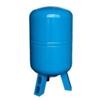 """Гидроаккумулятор WAV для водоснабжения вертикальный UNI-FITT присоединение 1"""" 150л"""