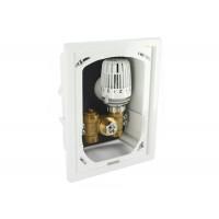 "Терморегулирующий узел UNI-FITT HeatBox C Н 3/4"" для теплого пола"