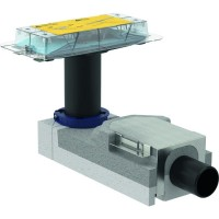 Комплект монтажный Geberit для душ. лотков CleanLine, для стяжки H 90–220 мм, d 50 мм