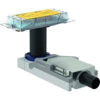 Комплект монтажный Geberit для душ. лотков CleanLine, для стяжки H 65–90 мм, d 40 мм
