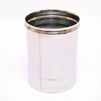 Дымоход Ferrum 0,25м Ф180 (430/0,5мм)
