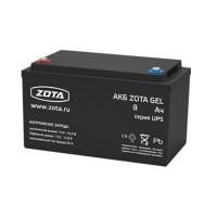 Аккумуляторная батарея ZOTA GEL 100-12, 100 А*ч 12 В