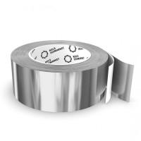 Лента Energoflex алюминиевая самоклеющаяся ROLS ISOMARKET 100мм х 50м