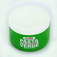 Паста-герметик UNI-FITT зеленая для льна 460г