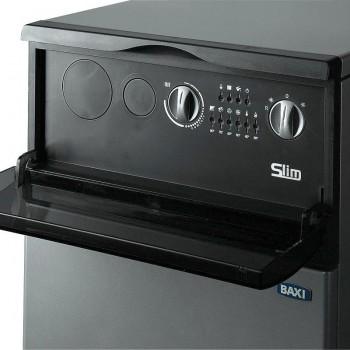Котел газовый напольный BAXI SLIM 1.230FiN одноконтурный с закрытой камерой сгорания 23 кВт