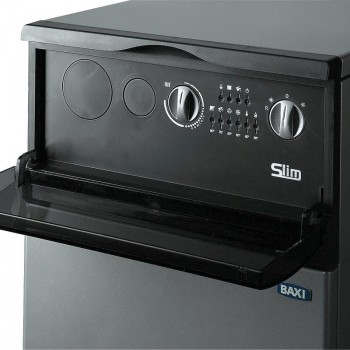 Котел газовый напольный BAXI SLIM 1.300FiN одноконтурный с закрытой камерой сгорания 30 кВт