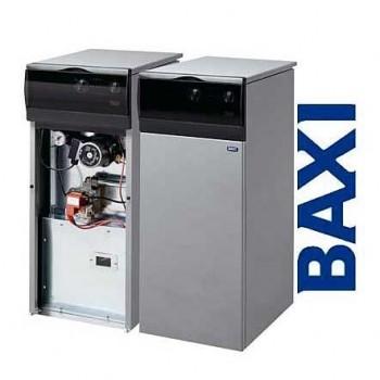 Котел газовый напольный BAXI SLIM 1.230iN одноконтурный с открытой камерой сгорания 23 кВт