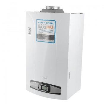 Котел настенный газовый BAXI NUVOLA-3 Comfort двухконтурный с закрытой камерой сгорания 320 Fi