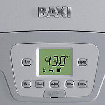 Котел газовый настенный BAXI LUNA Duo-tec MP 1.99 одноконтурный с закрытой камерой сгорания