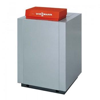 Котел газовый напольный Viessmann Vitogas 100-F одноконтурный с открытой камерой сгорания 35кВт тип KC4B