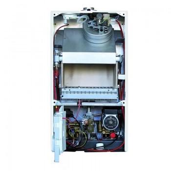 Котел газовый настенный BAXI ECO-4s 18F двухконтурный с закрытой камерой сгорания 18 кВт