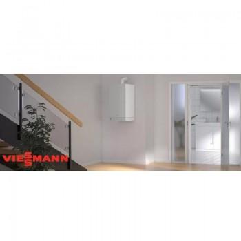 Котел газовый настенный Viessmann Vitodens 100-W одноконтурный с закрытой камерой сгорания 19 кВт