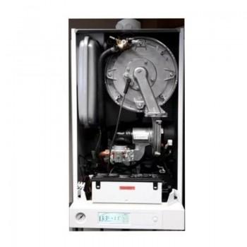 Котел газовый настенный Viessmann Vitodens 100-W двухконтурный с закрытой камерой сгорания 26 кВт