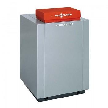 Котел газовый напольный Viessmann Vitogas 100-F одноконтурный с открытой камерой сгорания 42 кВт тип KC4B