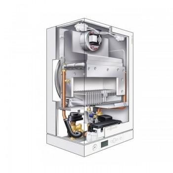 Котел газовый настенный Viessmann Vitopend 100-W двухконтурный с закрытой камерой сгорания 34 кВт A1JB012