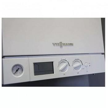 Котел газовый настенный Viessmann Vitopend 100-W двухконтурный с закрытой камерой сгорания 12 кВт A1JB009