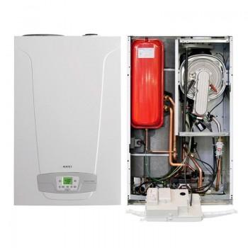 Котел газовый настенный BAXI Duo-tec Compact 24 двухконтурный 24 кВт закрытая камера сгорания
