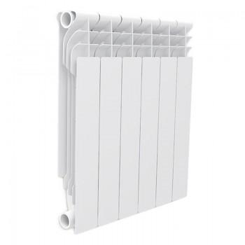 Радиатор алюминиевый TORIDO S 500/100 6 секций