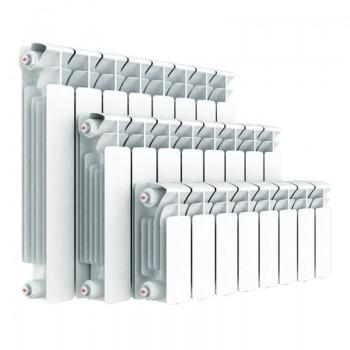 Радиатор алюминиевый TORIDO S 500/100 8 секций