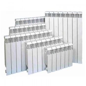 Радиатор алюминиевый TORIDO 500/100 4 секции