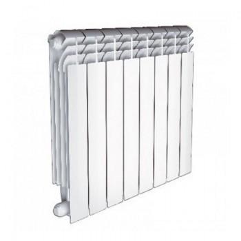 Радиатор алюминиевый TORIDO 500/100 8 секций