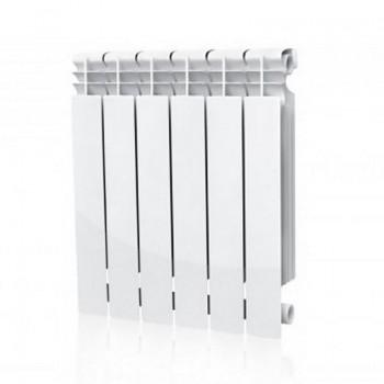 Радиатор алюминиевый TORIDO VS 500/100 6 секций