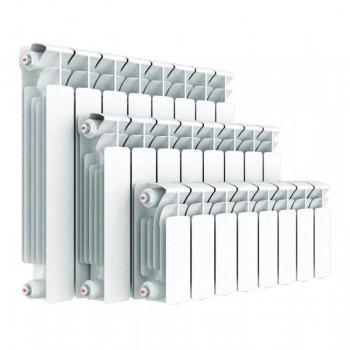 Радиатор алюминиевый TORIDO A 500/80 10 секций