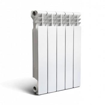 Радиатор алюминиевый TORIDO S 500/100 5 секций