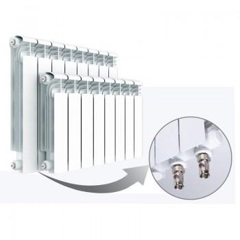 Радиатор RIFAR Alum 350/100/11 секций
