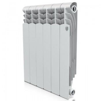 Радиатор биметаллический ROYAL THERMO Revolution Bimetall 500/80 6 секций