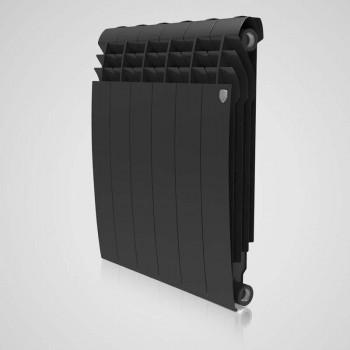 Радиатор биметаллический ROYAL THERMO BiLiner Noir Sable 500 6 секций