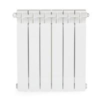 Радиатор биметаллический Rifar Base 200/100 12 секций нижнее правое подключение