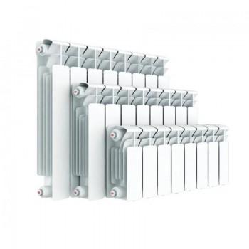 Радиатор биметаллический Rifar Base 500/100 14 секций нижнее правое подключение