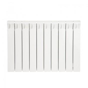 Радиатор биметаллический Rifar Monolit 500/100 12 секций ниж. правое подключение (зам. арт RM50012НП50)